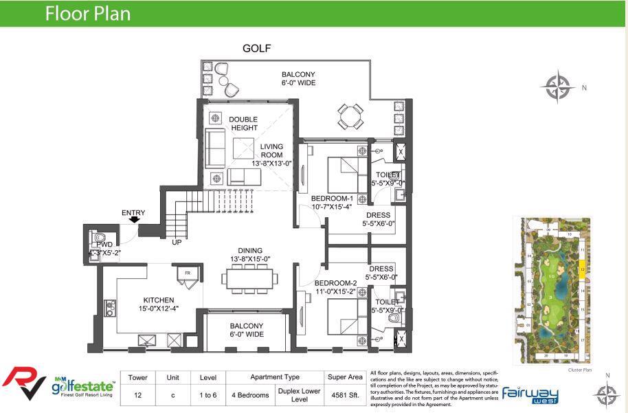4bhk Duplex
