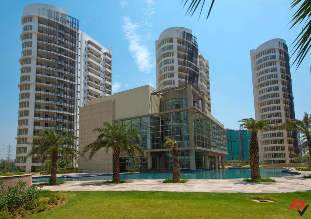 Emaar Mgf Palm Drive: Sky Terraces