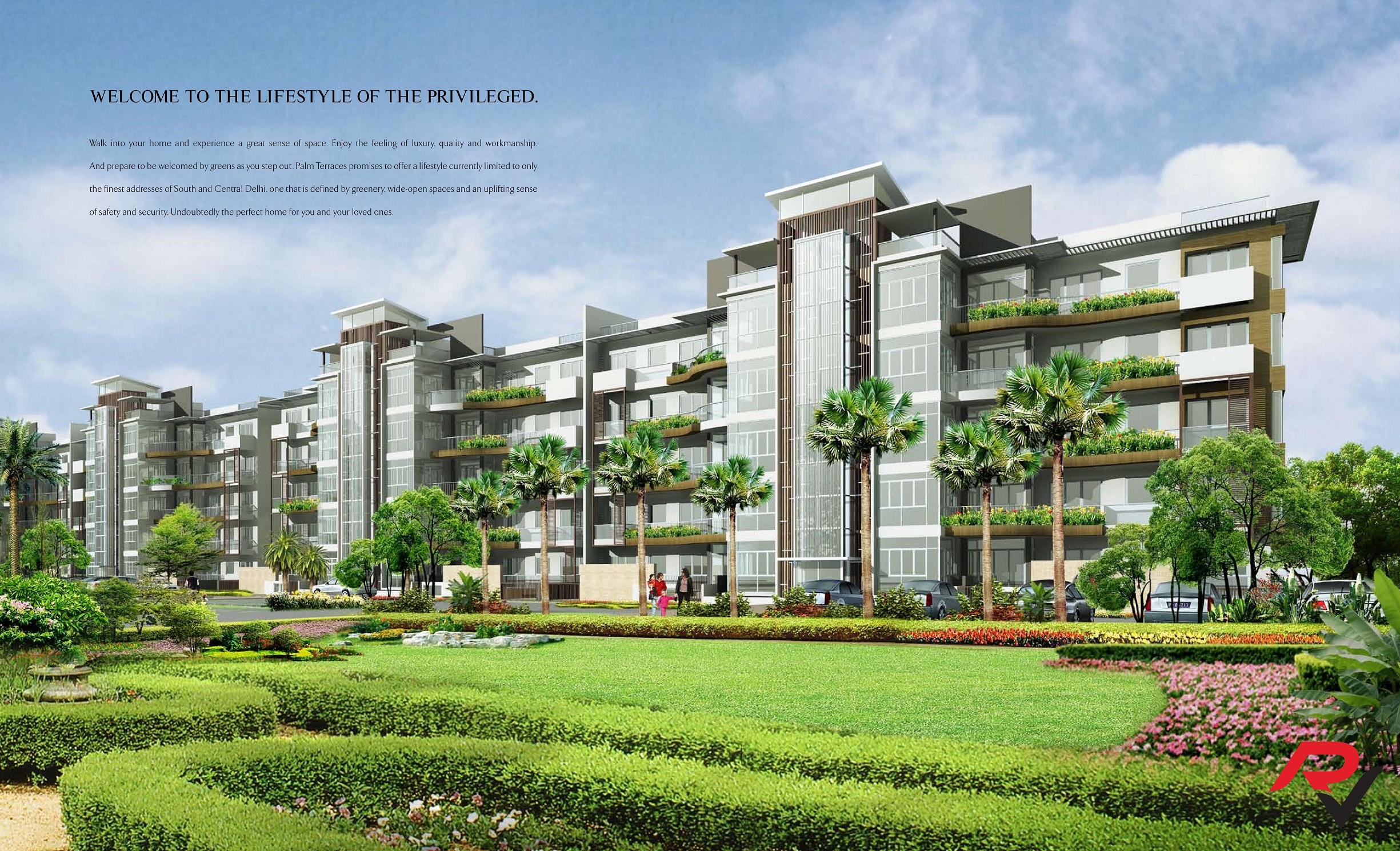 Emaar Mgf Palm Drive: Palm Terraces