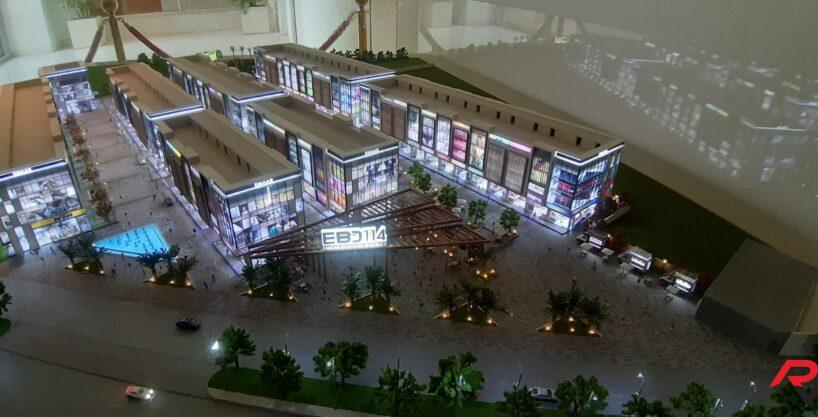 Emaar Business District 114